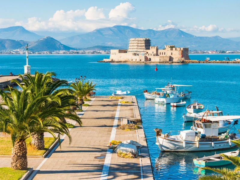 Full Day Tour to Epidaurus, Mycenae & Nafplion from Athens