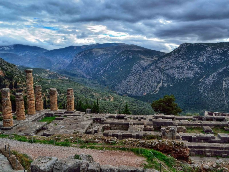 Delphi All-day tour from Athens
