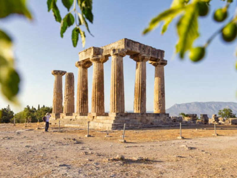 Magnificent Ancient Corinth Day Tour from Athens